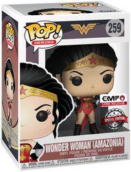 Figura Vinilo Wonder Woman (Amazonia) 259