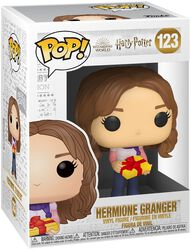 Figura vinilo Hermione Granger (Holiday) 123