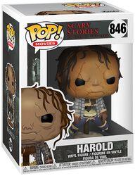 Figura Vinilo Harold 846