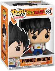 Figura vinilo Z - Prince Vegeta 863