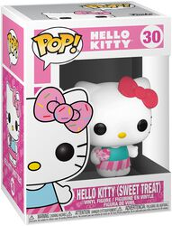 Figura Vinilo Hello Kitty (Sweet Treat) 30