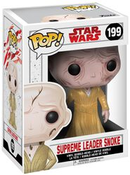 Figura Vinilo Episode 8 - The Last Jedi - Supreme Leader Snoke Bobble-Head 199