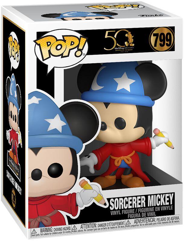 Figura vinilo Sorcerer Mickey  799