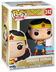 Figura Vinilo NYCC 2018 - Wonder Woman 242