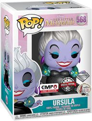 Figura Vinilo Disney Villains - Ursula (Diamond Glitter Edition) 568