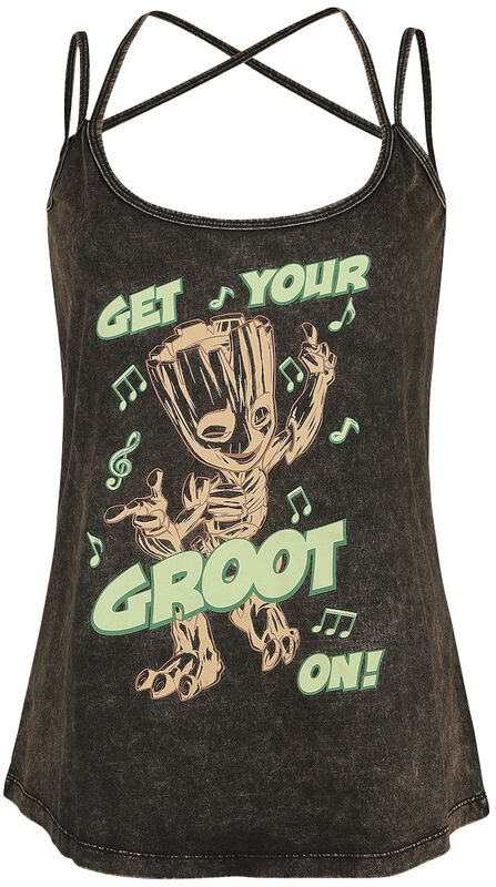 Dancing Groot