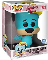 Figura vinilo Huckleberry Hound (Supersized) (Funko Shop Europe) (posible Chase) 773