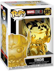 Figura Vinilo Marvel Studios 10 - Thor (Chrome) 381