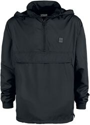 Band Collar Pull Over