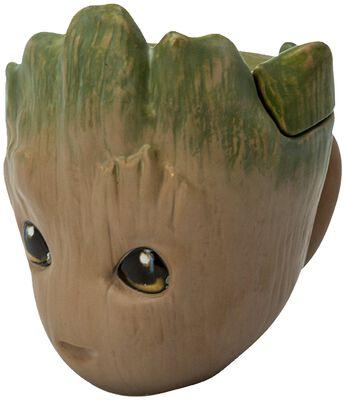 Groot - Taza 3D