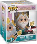Figura Vinilo King Triton (Oversize) 570