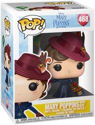 Figura Vinilo Mary Poppins with Kite 468
