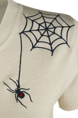 Spider Knitted