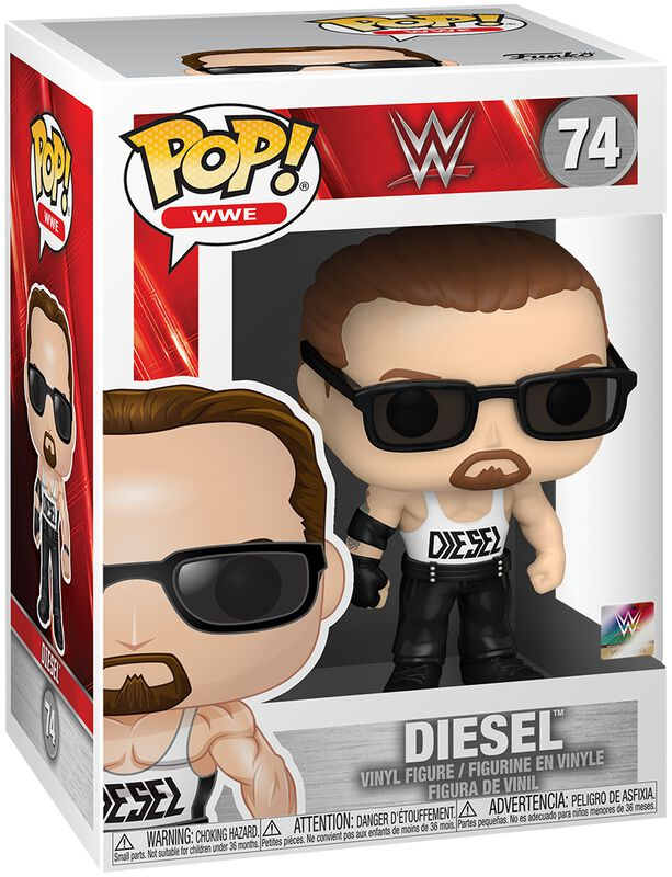 Figura Vinilo Diesel (Posible Chase) 74