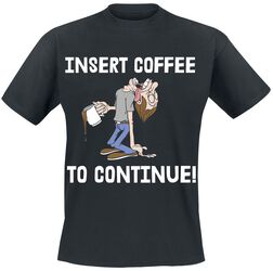 Insert Coffee To Continue!