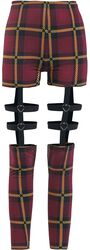 Passionate By Nature Plaid Harness