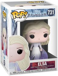 2 - Figura Vinilo Elsa 731