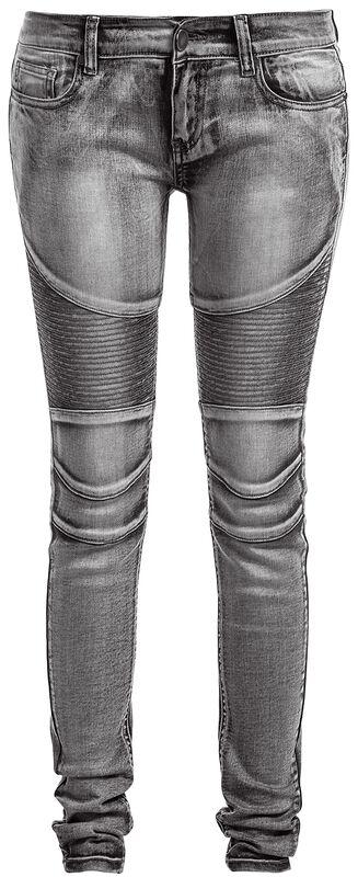 Pantalones Estilo Motero