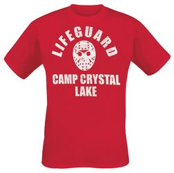 Camp Crystal Lake Lifeguard