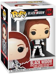 Figura Vinilo Black Widow 604