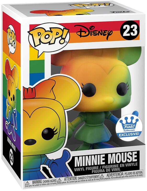 Figura vinilo Pride - Minnie Mouse (Funko Shop Europe) 23