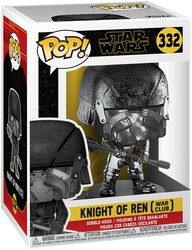 Figura Vinilo Episode 9 - The Rise of Skywalker - Knight of Ren (War Club) (Chrome) 332
