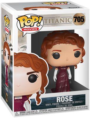 Titanic Figura Vinilo Rose 705