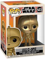 Figura vinilo C-3PO (Concept Series) 423