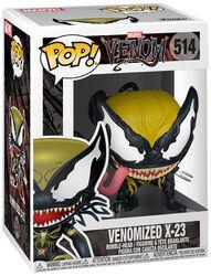Figura Vinilo Venomized X-23 514