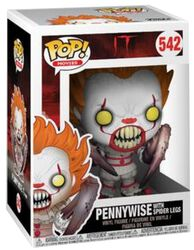 Figura Vinilo Pennywise with Spider Legs 542