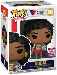 Figura vinilo SDCC 2021 - Nubia 396