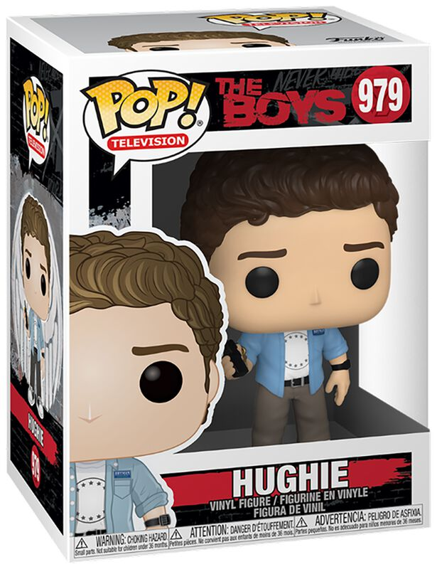 Figura vinilo Hughie 979