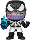 Figura Vinilo Venomized Thanos 510