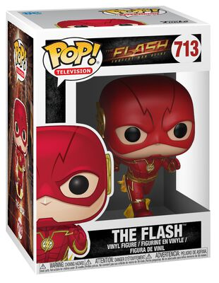 Figura Vinilo The Flash 713