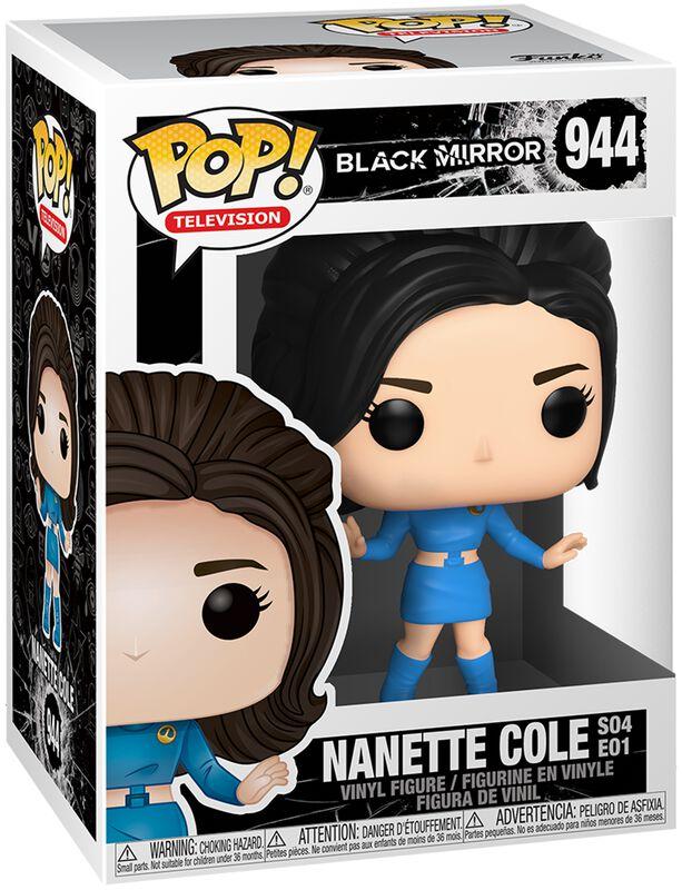 Black Mirror Figura Vinilo Nanette Cole 944