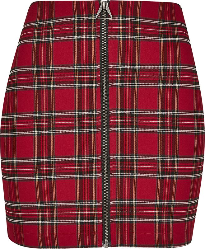 Ladies Short Checker