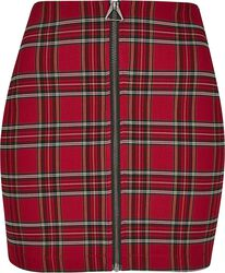 Ladies Short Checker