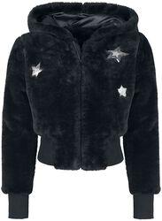 Star Struck Faux Fur