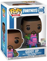 Figura Vinilo Giddy up 569