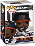 Figura Vinilo Chicago Bears - Khalil Mack 126