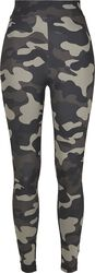 Ladies Camo Tech Leggings