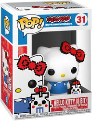 Figura Vinilo Hello Kitty (8 Bit) (Chase Possible) - 31