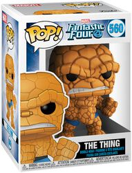 Figura Vinilo The Thing 560