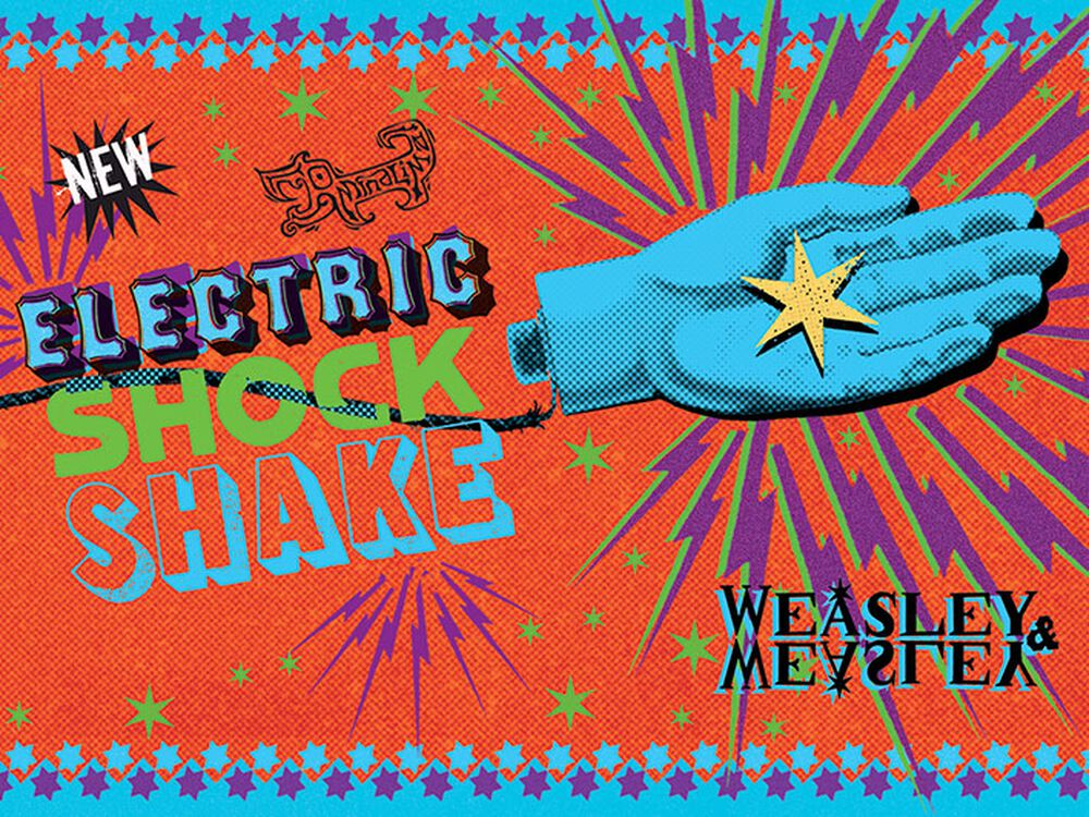 Electric Shock Shake