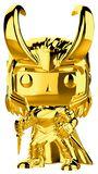 Figura Vinilo Marvel Studios 10 - Loki (Chrome) 376