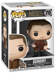 Figura Vinilo Gendry 70