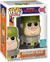 Figura Vinilo SDCC 2019 - Sergeant Blast (Funko Shop Europe) 600