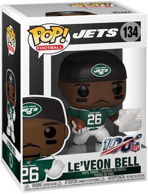 Figura Vinilo Jets - Le Veon Bell 134