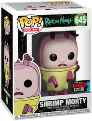 Figura Vinilo NYCC 2019 - Shrimp Morty 645