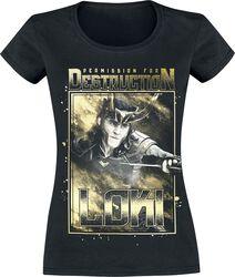 Loki - Permission For Destruction
